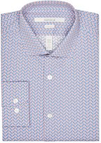 Perry Ellis Ultra Slim Mini Paisley Dress Shirt