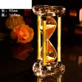 KAI DUxiao Crystal,Luminous ourglass/ Creative Gift/ Timer/ Birtday Gift/Giving Your Wife A Gift