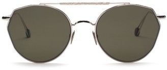 AHLEM Place Carree 51MM Aviator Sunglasses