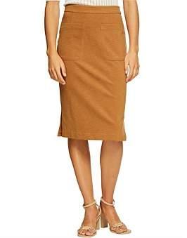 Oxford Katie Patch Pocket Skirt