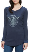 Obey Peace and Justice Eagle T-Shirt