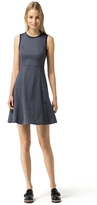 Tommy Hilfiger Fit And Flare Textured Dress