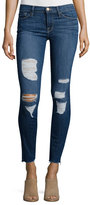 Frame Le Skinny Distressed Jeans, Park Jefferson