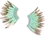 Mignonne Gavigan Mini Madeline Statement Earrings, Green