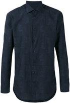 Etro paisley print long sleeve shirt - men - Cotton - 41