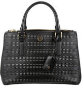 Tory Burch Small Robinson Double Zip Tote