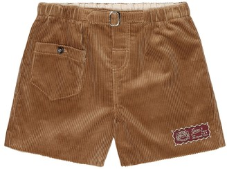 Gucci Kids Corduroy shorts