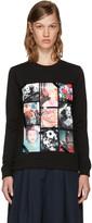 Kenzo Black Photo Collage Sweatshirt