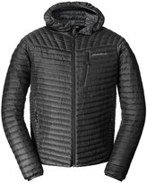 Eddie Bauer Men's MicroTherm StormDown Hooded Jacket, M
