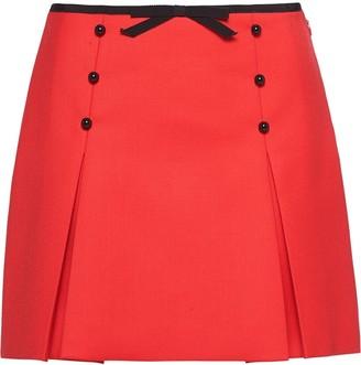 Miu Miu Once Upon A Time mini skirt
