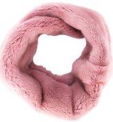 Ermanno Scervino fur snood scarf
