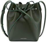 Mansur Gavriel Mini Mini Saffiano Leather Bucket Bag