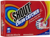 Shout Color Catcher Washer Sheets