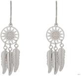 Accessorize Dream Catcher Short Drop Earrings