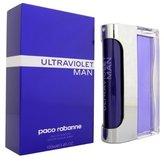 Paco Rabanne Ultraviolet By For Men. Eau De Toilette Spray 3.4 Ounces by