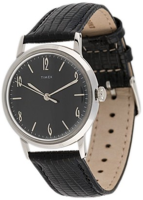 Timex Marlin Handwind SST 34mm watch