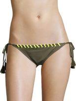 Vince Camuto Lace-Up Bikini Bottom