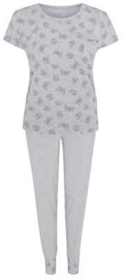 George Grey Butterfly Print Pyjamas