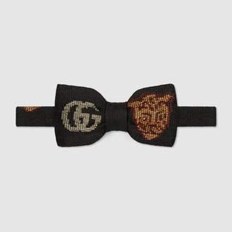 Gucci Children's symbols bow tie