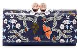 Ted Baker Milissa Kyoto Gardens Bobble Matinee Leather Wallet
