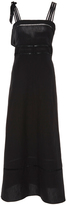 Isabel Marant Reign Square Neck Maxi Dress