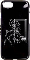 Givenchy Black Bambi Iphone 7 Case