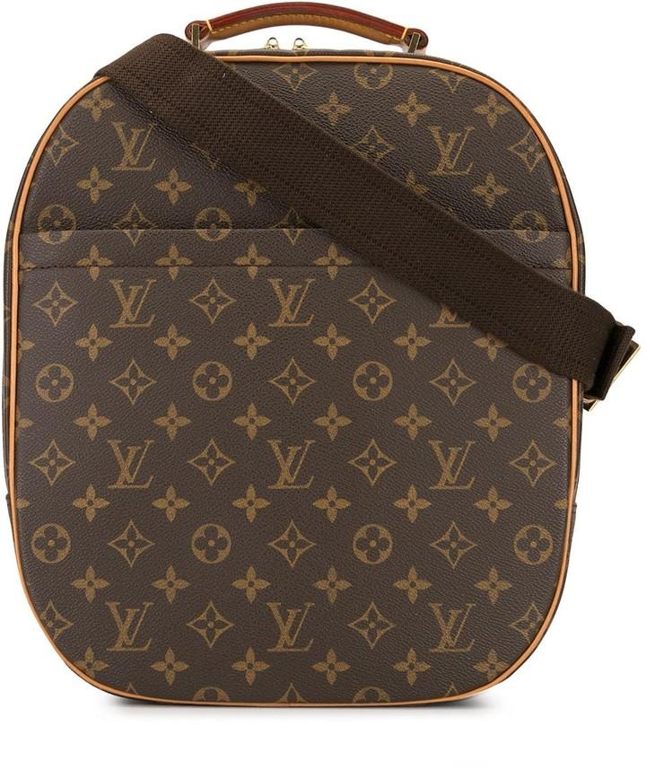 Louis Vuitton Pre-Owned Packall monogram backpack