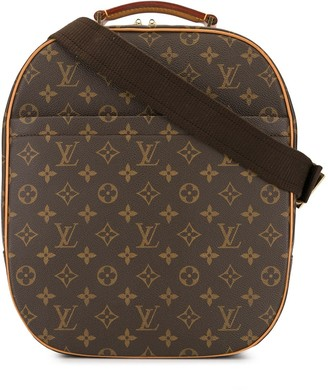 Louis Vuitton pre-owned Packall monogram backpack