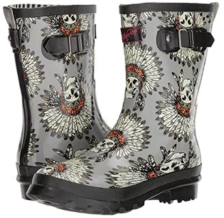 M&F Western Remi (Grey/Black) Women's Boots