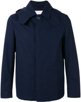 MACKINTOSH hooded jacket - men - Cotton - 42