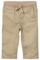 Gap Cargo Khaki Pull-On Chino Pants