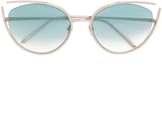 Linda Farrow Fontaine sunglasses
