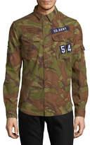 Superdry Patch Patrol Cotton Sport Shirt
