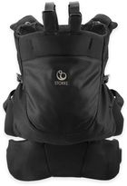 Stokke MyCarrierTM Front and Back Baby Carrier in Black Mesh