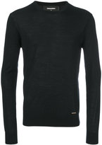 DSQUARED2 knitted jumper - men - Wool - S