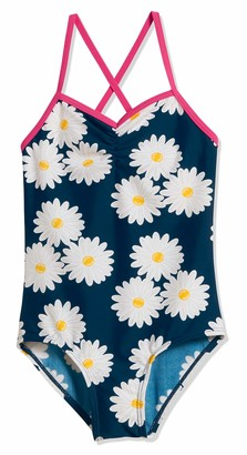 Playshoes Girl's UV Protection Margerite Swimsuit