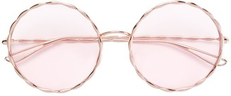 Elie Saab Chaine sunglasses
