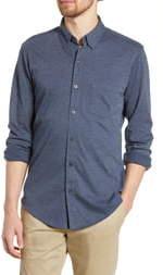 Bonobos T-Shirt Button Down Sport Shirt