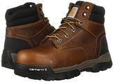 Carhartt Ground Force 6 Composite Toe (Peanut Oil Tan Leather) Men's Work Boots