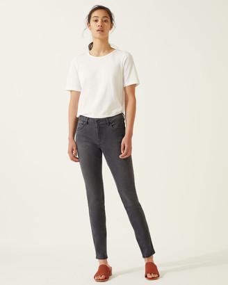 Jigsaw 30 Inch Richmond Grey Skinny Jeans