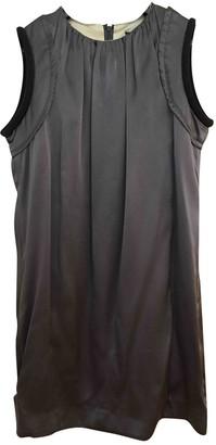 Undercover Grey Silk Dress for Women