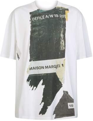 Maison Margiela Text Logo T-Shirt