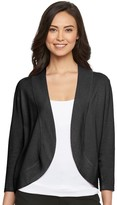Dana Buchman Women's Open-Front Shrug