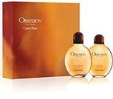 Calvin Klein Obsession for Men by 2pcs Gift Set - Eau de Parfum 4oz/125ml + After Shave 4oz/125ml