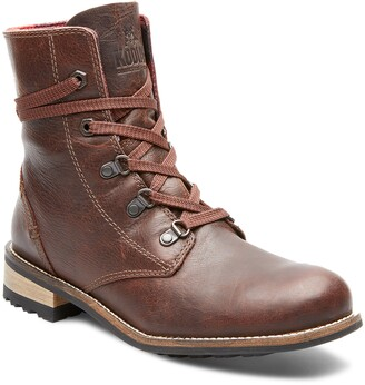 Kodiak Canora Plaid Waterproof Boot