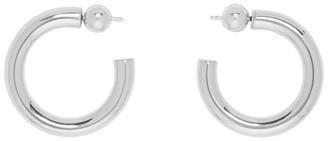 Sophie Buhai Silver Small Everyday Hoop Earrings