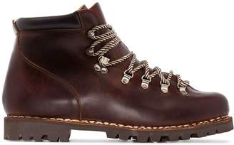 Paraboot Avoriaz leather hiking boots