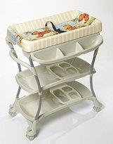 Primo Premium Baby Spa Bathtub and Changing Table Stations Combo & Bib and Burp Set