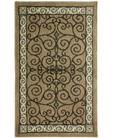 "Bacova Kitchen, Reliance Eastly Rectangle 28"" x 46"" Rug"