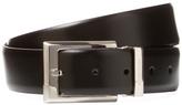 a. testoni Calf Leather Belt